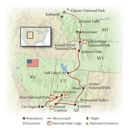 America's Magnificent National Parks