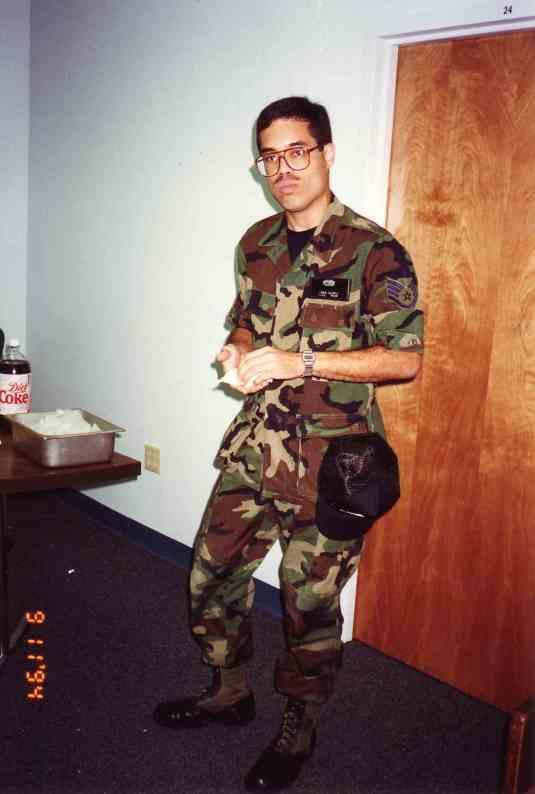 SSGT Me In 1994
