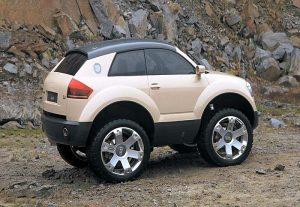 The Smaudi A3 AWD