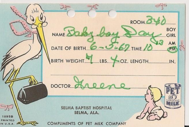 Birth ID