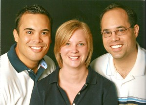 Danny, Christina, & Chris