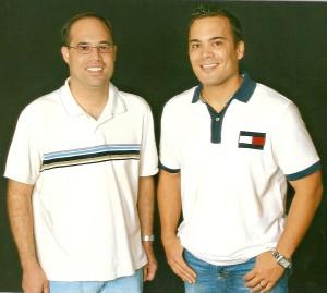 Chris & Danny