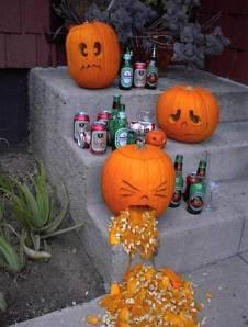 Pumpkin Hangover