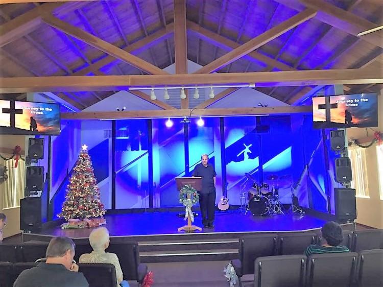 20181216 Sermon