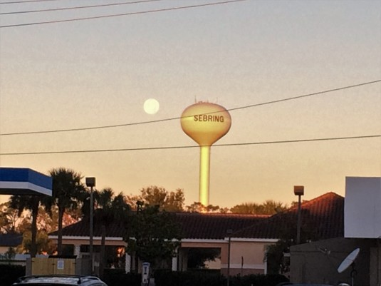 moon over sebring