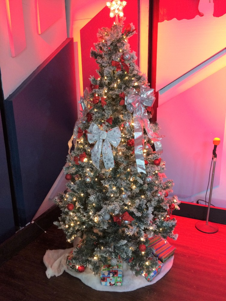 Living Waters Christmas Tree 2019